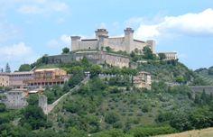 Spoleto: Rocca Albornoziana