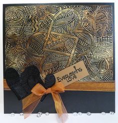 Created using products from the Entwined collection by Leonie Pujol for #crafterscompanion