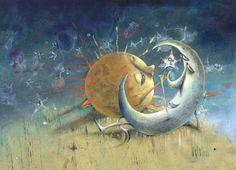 Eva Montanari, Like the Sun and the Moon