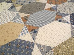 Kindred Quilts - pattern from Buttermilk Basin