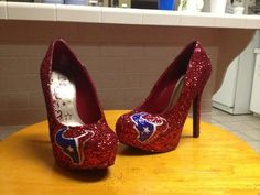 Houston Texans Heels