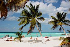 North Beach, Isla Mujeres, MX. Most beautiful beach in the world.