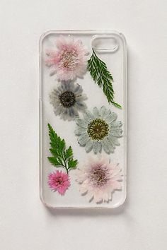 pressed daisies iphone 5 case http://rstyle.me/n/d2jzyq7cw
