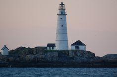 Boston Harbor Lighthouse by mbell1975, via Flickr