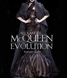 McQueen found inspiration for his avant-garde collections everywhere: his Scottish ancestry, Alfred Hitchcock movies, Yoruba mythology, the destruction of the environment—even the fashion industry itself. Alexander Mcqueen, Evolution, Moda Peru, Marc Jacobs, Yves Saint Laurent, Thing 1, Stunning Photography, Foto Pose, Little Books