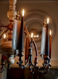"""This chandelier is from our feature """"Spirits of Grace"""""""