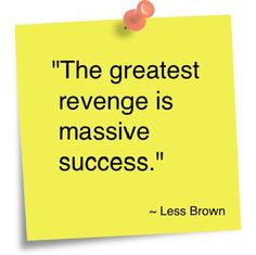 """""""The greatest revenge is massive success.""""  #Success #Revenge #picturequotes  View more #quotes on http://quotes-lover.com"""