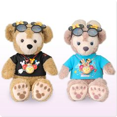"""""""The Happiness Year"""" shirt and accesories set - Disney bear- 2013 collection."""