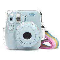 Fujifilm Instax Mini 90 Camera Case Crystal Clear Transparent Etsy Instax Mini 90 Fujifilm Instax Mini 90 Instax Mini Camera