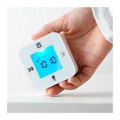 KLOCKIS Zegar/termometr/budzik/czasomierz  - IKEA