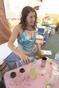 Healthy Food to Pack for Burning Man - Talya Lutzker's Blog - Santa Cruz, CA Patch