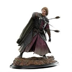 The Lord of the Rings Boromir at Amon Hen Statue by Weta |