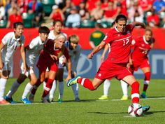 Canada 150: Christine Sinclair is the world's best player