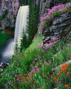 Central Oregon - Tumalo Falls