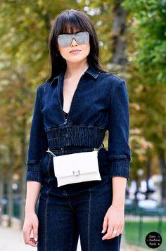 Easy Fashion: Kristina Bazan - Paris Fashion Week 2016