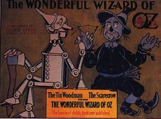1900 advertisements | Old Ads Are Funny: 1900 ad: The Wonderful Wizard of Oz