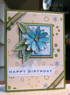 FS163~CASing Cathy by darleenstamps - Cards and Paper Crafts at Splitcoaststampers