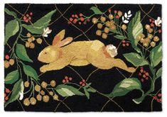 Good Border -8018: Rabbit Run Rug (Product Detail)
