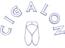Home Page Cigalon French Restaurants, Logos, Logo