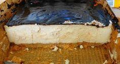 Słodko Słodka: Sernik z Bardzo Małym Nakładem Pracy. Cake Cookies, Sugar Cookies, Sweet Recipes, Cake Recipes, Polish Recipes, Cookie Desserts, Cheesecakes, Vanilla Cake, Food To Make
