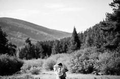Engagement Photos in Vail, Colorado   Jason+Gina Wedding Photographers   http://www.jason-gina.com   #engagement #photography #colorado #vail #summer