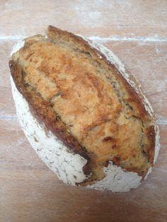 #spelt #desem #brood geen gist
