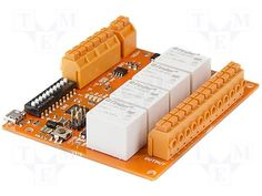 ARDUINO TINKERKIT DMX RECEIVER - RELAY - Development kit: TinkerKit