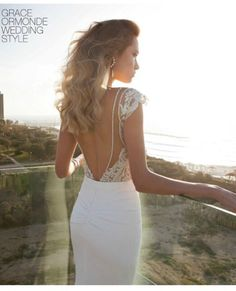 31 Unique & Sexy Wedding Dresses For 2016 - The Glamour Lady