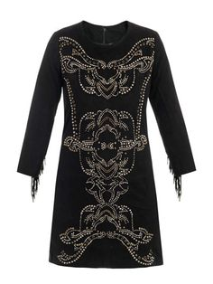 Great Isabel Marant dress! A very baroque feel.