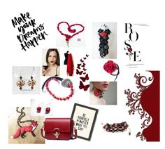 Be yourself by valeriebaberdesigns on Polyvore featuring Americanflat