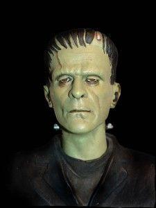 Frankenstein Halloween Makeup Tutorial - Halloween Costume Outlets