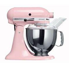Un Kitchenaid rose, le rêve à portée de main... ou presque!