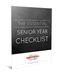 The Essential Senior Checklist