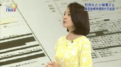 鈴木奈穂子 ニュースウオッチ