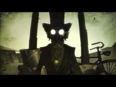 The Backwater Gospel (2011) 09:39 | Animation - Horror Thriller  Produced at The Animation Workshop (www.animwork.dk)