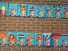 Gemaakt door groep 7 My Teacher, Holland, Baseball Cards, Kids, The Nederlands, Young Children, Boys, The Netherlands, Netherlands