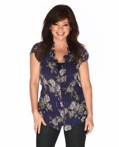 """Valerie Bertinelli in """"Hot in Cleveland"""". She is one of my favorites. All the way back to being Barbara Cooper on ONE DAY AT A TIME."""