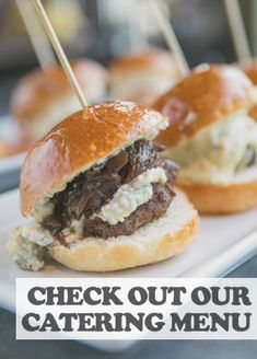 LunchBox Labs features hand pressed American Kobe Beef burgers and Snoqualmie Ice Cream Shakes. Seattle area catering, banquet & event space available Weekend Vacations, Vacation Places, Burgers And Shakes, Kobe Beef, Catering Menu, Banquet, Happy Hour, Hamburger, Seattle