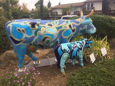 Photos courtesy: CowParade SLO County