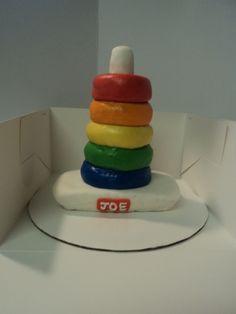 Fisher Price 1st birthday smash cake