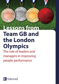 Key learnings from the Olympics