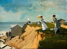 Winslow Homer - Long Branch, New Jersey - Winslow Homer - Wikipedia, the free encyclopedia