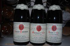 Les grands vins du bourguignon