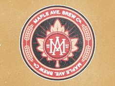 Maple Ave seal by Nick Slater