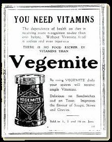 Where did Vegemite originate?  In Australia of course