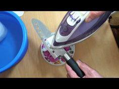 Как сделать рисунок на метале в домашних условиях своими руками - YouTube