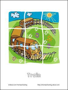 Trains......http://homeschooling.about.com/od/freeprintables/ss/trainsprint_10.htm