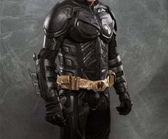 Official Movie Replica Dark Knight Rises Batman Motorcycle Suit. BAD. ASS!