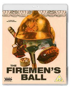 The Firemen's Ball - Blu-Ray/DVD (Arrow Region B/2) Release Date: September 28, 2015 (Amazon U.K.)