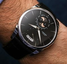 Parmigiani Tonda 1950 Lune Watch Hands-On